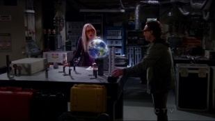 The Big Bang Theory 06x05 : The Holographic Excitation- Seriesaddict